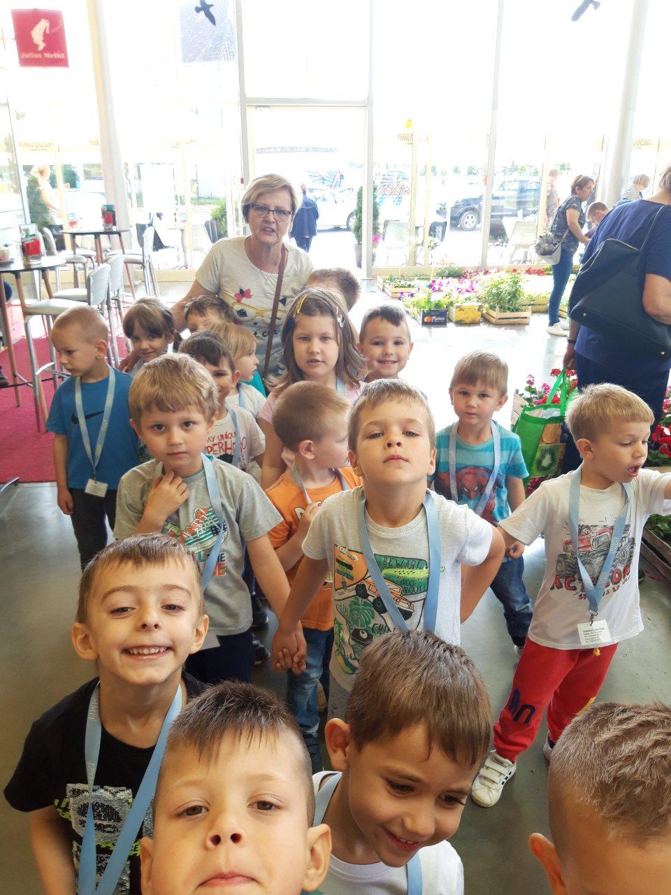 Posjet Vukovarskoj tržnici