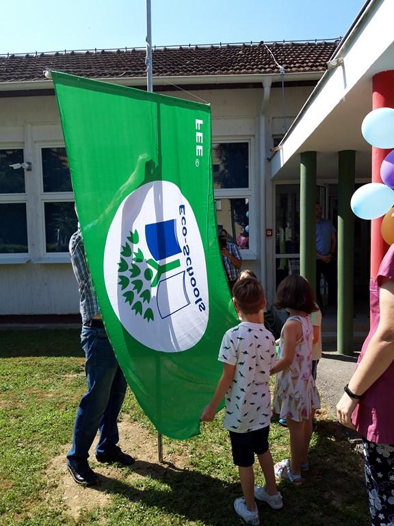 Svečano podizanje zelene zastave