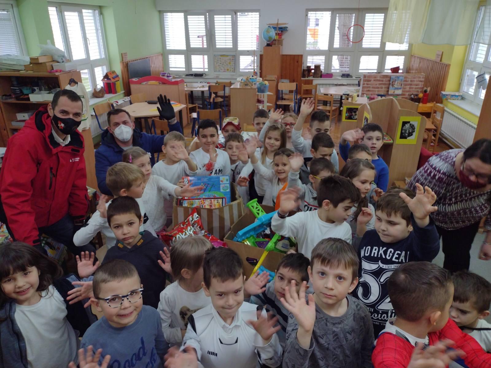 Donacija didakte i igračaka